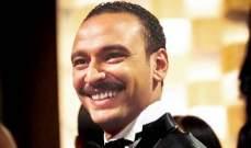 أحمد خالد صالح يستذكر والده الراحل-بالصورة