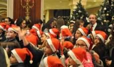 """أطفال """"AFEL Liban"""" يحتفلون بعيد الميلاد المجيد"""