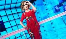 كارين سلامة تتألق من جديد في Tele Stars