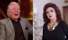 حسين فهمي يقلّد ضحكة نبيلة عبيد الشهيرة وهي تعلّق-بالفيديو