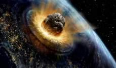 كويكب يقترب من الأرض بشكل خطير