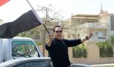 الإنتخابات المصرية تؤجل عيد ميلاد نادية الجندي..وفيفي عبدو وحكيم يرقصان