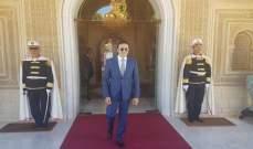ما الذي جمع صابر الرباعي بالرئيس التونسي؟
