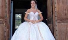 عقل فقيه: الأحاديث كلها عن فستان زفاف ديمة قندلفت وأحضر فستان زفاف ثانٍ لها