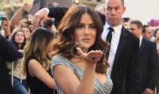 """سلمى حايك أميرة السجادة الحمراء ونجوم لبنان يعلقون على عملها """"النبي"""""""