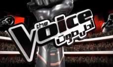 """12 مشتركاً يتأهلون إلى مرحلة المواجهة في برنامج """"The Voice"""""""