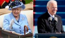 الملكة إليزابيث تستعد لإستقبال الرئيس جو بايدن وزوجته