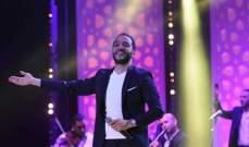 حسين الديك يسجّل نجاحاً جديداً في موازين.. بالصور