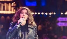 سميرة سعيد تختصر مشوار أكثر من 34 عاماً في حفل