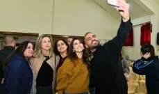 جوزيف عطية يحفّز الطلاب على تحقيق أهدافهم في لبنان-بالصور