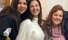 دنيا وإيمي سمير غانم تثيران قلق المتابعين حول صحة دلال عبد العزيز