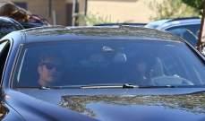 بعد إنفصاله عن كايتي بيري أورلاندو بلوم يتناول الغداء مع صديقته..بالصور