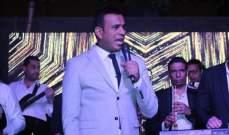 محمود الليثي يحيي حفل سحور مميّز- بالصور