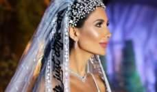 نادر الأتات ونوال الزغبي يشعلان أجواء حفل زفاف أليس عبد العزيز