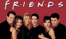 """تطورات جديدة لـ""""لم شمل أبطال Friends"""" في حلقة إستثنائية"""