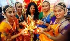 المجوهرات للجميع في عيد الديوالي في الهند!