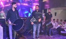 خاص وبالصور- وديع الشيخ وعماد حاوي يحييان حفل عيد الأضحى في بيروت