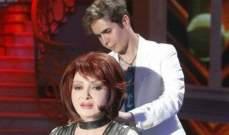 """نبيلة عبيد ترقص مع جو رعد على أنغام أغنية """"وكع وكع""""..بالفيديو"""