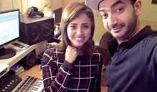 رنا سماحة تتعاون مع نادر حمدي في أغنية جديدة.. بالصورة