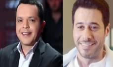 محمد هنيدي وأحمد السعدني يدعمان السوريين :منورين مصر