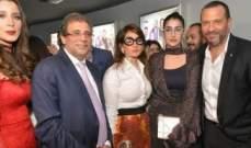 """خاص بالصور- خالد يوسف يحتفل بالعرض الخاص لـ""""كارما"""" مع نجوم الفن والإعلام والسياسة"""