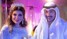 بالفيديو والصورة - طليق إلهام الفضالة برد صادم بعد زواجها.. وزوجة شهاب جوهر: يا رب صبرني