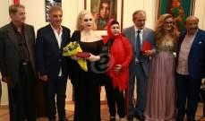ميشلين خليفة ومارون نمنم وعصام الأشقر ومحمد الشاعر .. أعمال مميزة والتكريم يليق بهم
