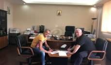 خاص الفن- إيلي معلوف يوقع مع طوني شمعون عقد مسلسل جديد برعاية بيار الضاهر