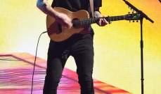 إيد شيران وسام سميث في أدائين رائعين في حفل BRIT..بالفيديو