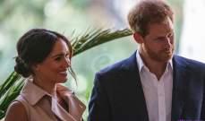 """الأمير هاري وميغان ماركل يحسمان قرار إستخدامهما للقب """"ساسكس رويال"""""""