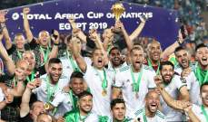 نجوم الفن يهنئون المنتخب الجزائري بتتويجه باللقب الأفريقي