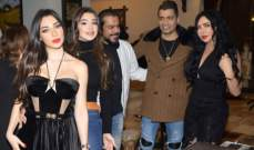 وفاء بن خليفة تحتفل بعيد ميلاد إبنتها بحضور حسن شاكوش وجوهرة-بالصور