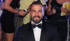 وسام حنا في إجازة حالياً من تقديم البرامج