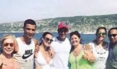 طليق هيفا وهبي يستعد للزواج من شقيقة كريستيانو رونالدو...اليكم التفاصيل!