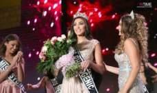 أمينة صبّاح ملكة جمال المغتربين اللبنانيين