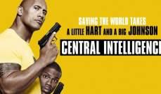 دوين جونسون في الفيلم الكوميدي Central Intelligence