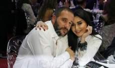 سيرين عبد النور وزوجها فريد رحمة يعايدان إبنتهما تاليا بعيد ميلادها- بالصور