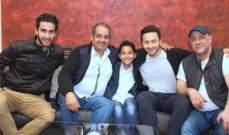 """من برنامج """"منّا وجرّ"""" الى القاهرة..جمال فياض جمعهم والنتيجة قريباً..بالصور"""