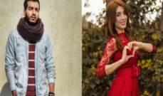 هل قصد محمد فخراني خطيبته السابقة سهيلة بن لشهب بأغنيته الجديدة؟ 