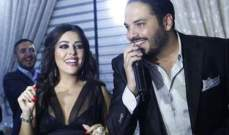 """رامي عياش يغني """"هيك بتعمل فيّي"""" وسارة الهاني تردّ"""