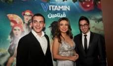 """نجوم """"فيتامين"""" يتفاجأون بردة فعل الجمهور الأردني على العمل..بالصور"""