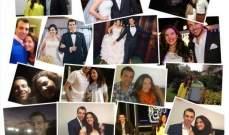 هكذا عايدت دنيا سمير غانم زوجها بعيد ميلاده.. بالصورة
