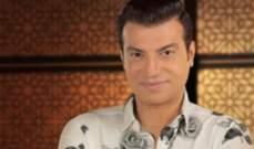 """إيهاب توفيق يصوّر """"أحلى حاجة دي ولا ايه""""..بالصور"""