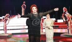 فريد شوقي يحضر على مسرح الزمن الجميل أمام نبيلة عبيد وغيرها من أهل الفن