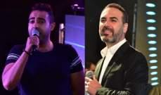خاص الفن- وائل جسار ومحمد عدوية يشعلان أجواء إحدى خيم التجمع الخامس بحضور نجوم الفن والمشاهير