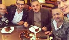 سامو زين يحضّر لألبومه الجديد مع محسن جابر