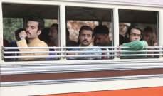 """بالفيديو- فريق عمل """"دفعة بيروت"""" يحتفل بانتهاء التصوير"""