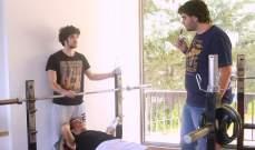 في الحلقة الخامسة من بلا حدود سيرين عبد النور تتدرّب على الرقص ...