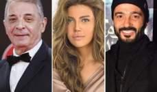 خاص الفن- هذه حقيقة خلاف خالد النبوي ومحمود حميدة مع ريهام حجاج بسب تصدرها