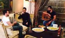 """سعد رمضان يجتمع مع محبيه في """"Iftar with the star"""""""
